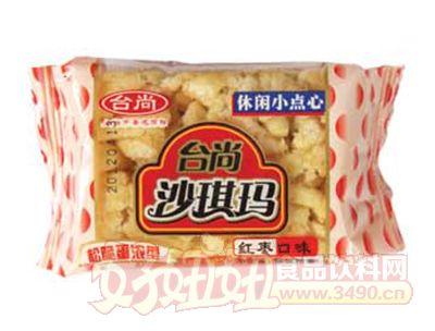 台尚红枣味松脆型沙琪玛