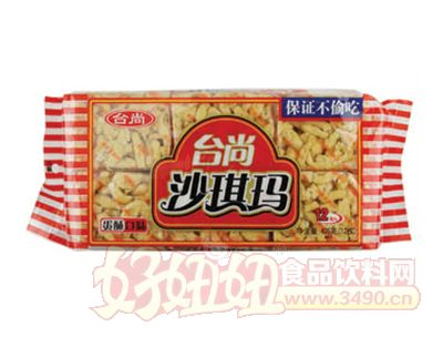 台尚沙琪玛蛋酥味405g