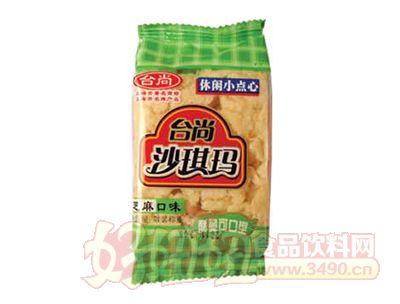 台尚芝麻味酥脆型沙琪玛