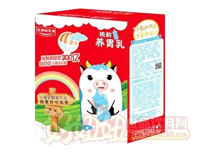 纯韵养胃乳儿童乳酸菌饮品200ml×15瓶