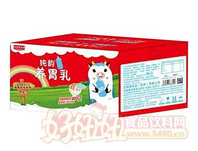 纯韵养胃乳儿童乳酸菌饮品箱装