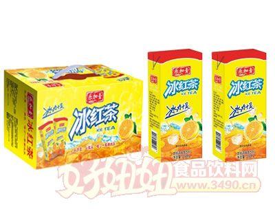 乐加壹冰红茶250ml