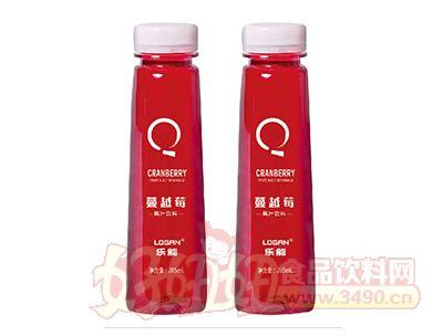 乐能蔓越莓果汁饮料285ml