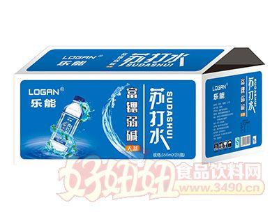 乐能富锶弱碱天然苏打水350ml×20瓶