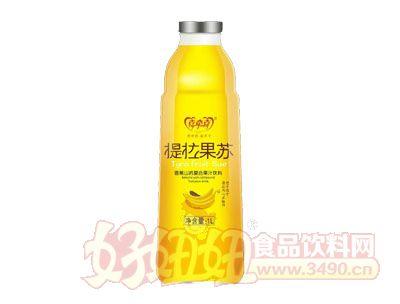 提拉米苏香蕉山药复合果汁