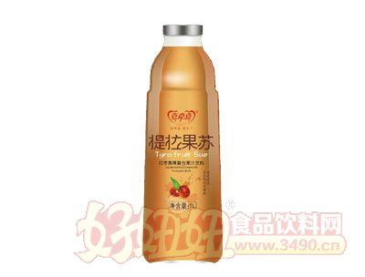 红枣青稞复合果汁