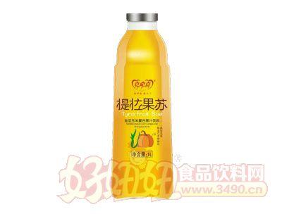 金瓜玉米复合果汁