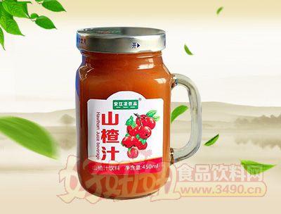 安江凌山楂汁饮品450ml