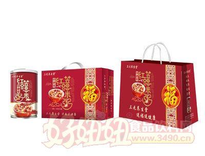 三元养生堂红豆薏米粥(礼盒)