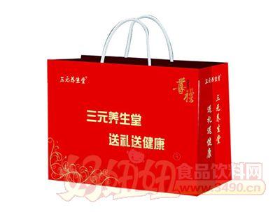 三元养生堂桂圆莲子八宝粥(袋)