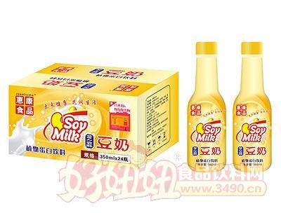 惠康芝麻豆奶350mlx24瓶
