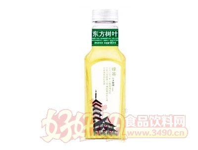东方树叶绿茶(瓶)
