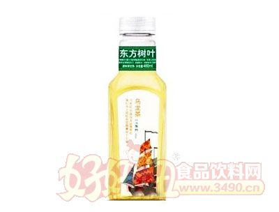 东方树叶乌龙茶(瓶)