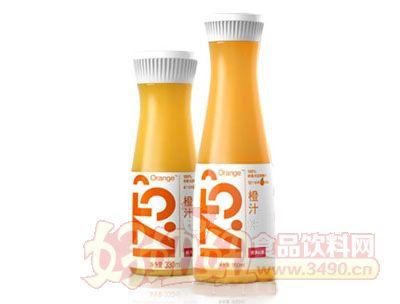 17.5°NFC橙汁