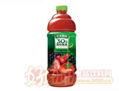 番茄+草莓+樱桃李+?#21688;?黑加仑1.8L(瓶)