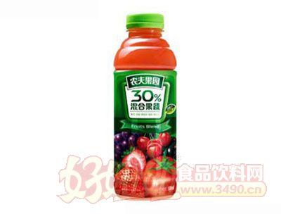 番茄+草莓+樱桃李+葡萄+黑加仑(瓶)