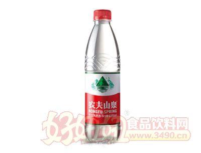 �r夫山泉�用天然水550ml