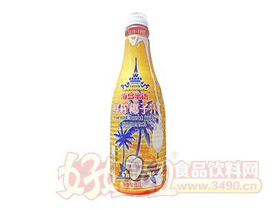 海岛蜜语鲜榨椰子汁1.25L