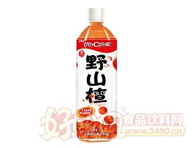 虎润野山楂复合果汁饮料1l