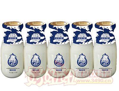 酷诺乳酸菌饮品原味310g(瓶)