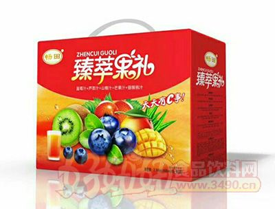 畅田复合果汁饮料