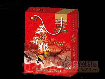 甄贵五谷杂粮酥型饼干