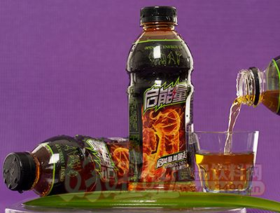 启能量维生素饮品瓶装