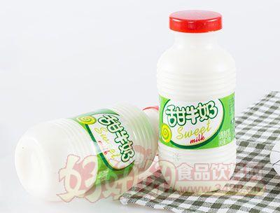 圣湖甜牛奶