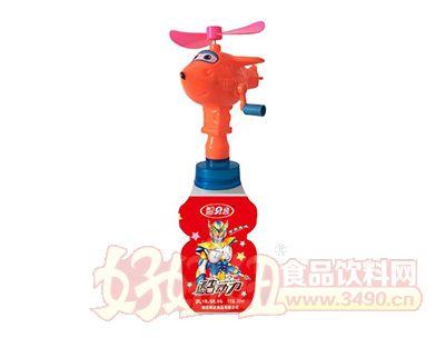智贝熊酷动力小飞侠乳味饮料200ml