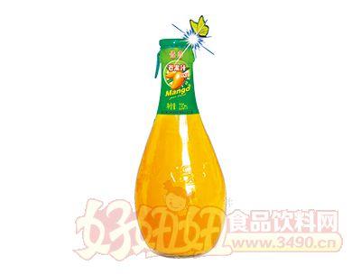 傣恋芒果汁230ml玻璃瓶