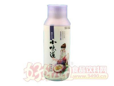 小味道酸奶饮品百香果味350ml