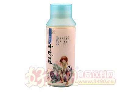 小味道酸奶饮品蓝莓味350ml