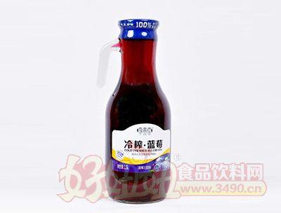 豫善堂蓝莓汁1.5l