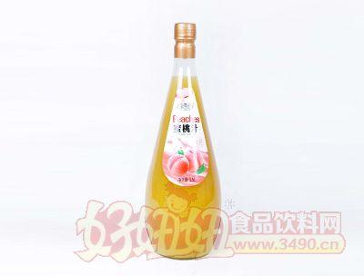 豫善堂蜜桃汁1.5l
