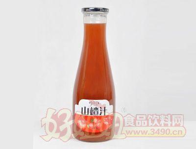 豫善堂山楂汁1.5l