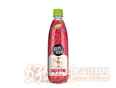 森客果园苹果汁饮料480ml