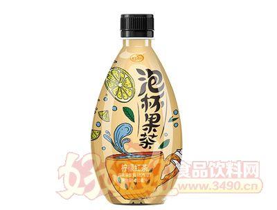 天下水坊泡杯果茶西柠檬红茶450ml