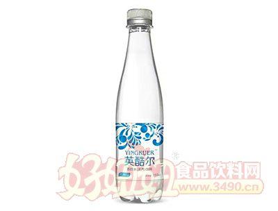 英酷尔苏打水无糖型350ml