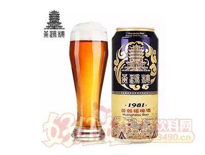 黄鹤楼啤酒500ml