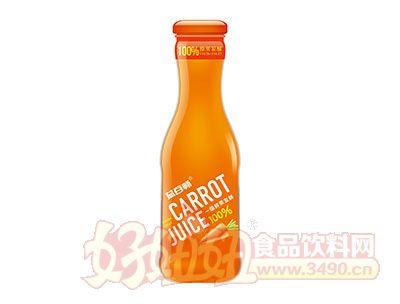 益百畅一级鲜果发酵胡萝卜汁