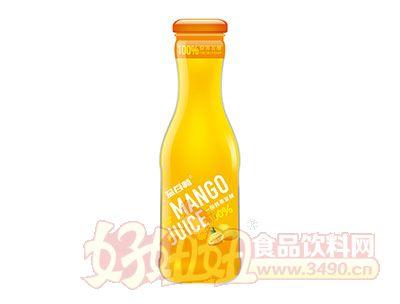 益百畅一级鲜果发酵芒果汁