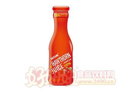 益百畅一级鲜果发酵山楂汁