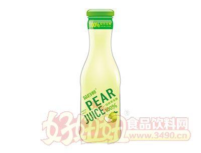 益百畅一级鲜果发酵梨汁