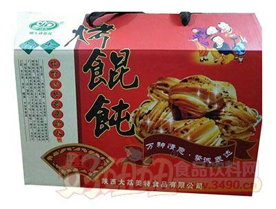 杨大烤馄钝礼盒