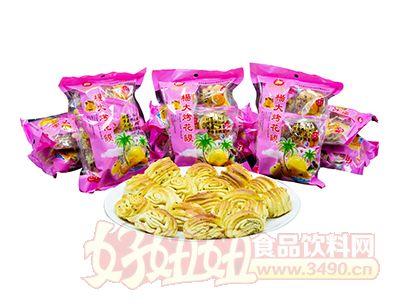 杨大烤花馍袋装