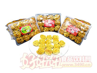 杨大烤花馍盒装