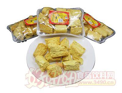 杨大玉米馍块盒装