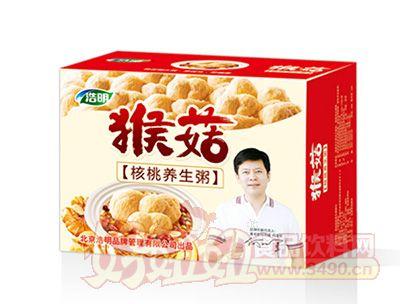 浩明猴菇核桃养生粥1x12