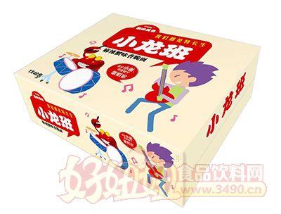 壹国味小龙班麻辣蟹味香脆面1x48包