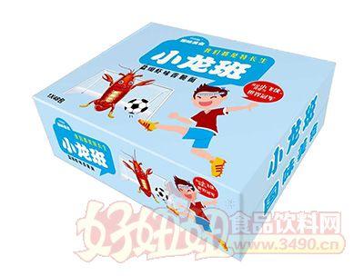 壹国味小龙班盐�h虾味香脆面1x48包